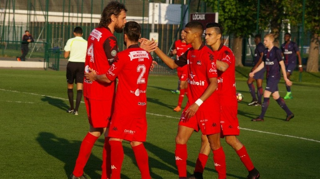 SO Cholet face au PSG B