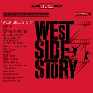Dance At The Gym (West Side Story Soundtrack)