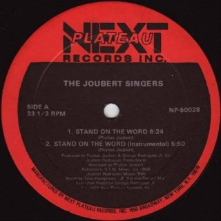 Stand On The World (Larry Levan Mix)