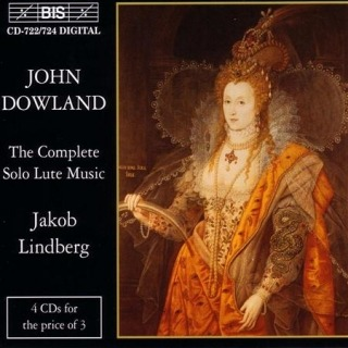 Dowland: From Robert Dowland, Varietie Of Lute Lessons - 1. The Most Secred Queen Elsiabeth, Her Galliard