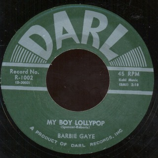 My Boy Lollipop (1956)