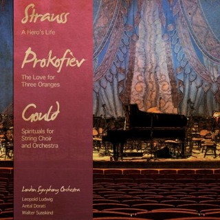 Spirituals for String Choir and Orchestra: IV. Protest